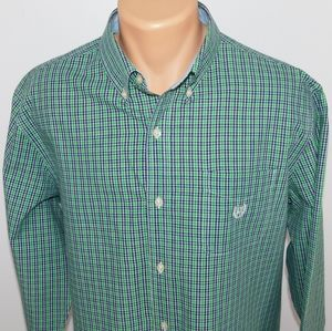 Chaps Easy Care long sleeve button down. XL